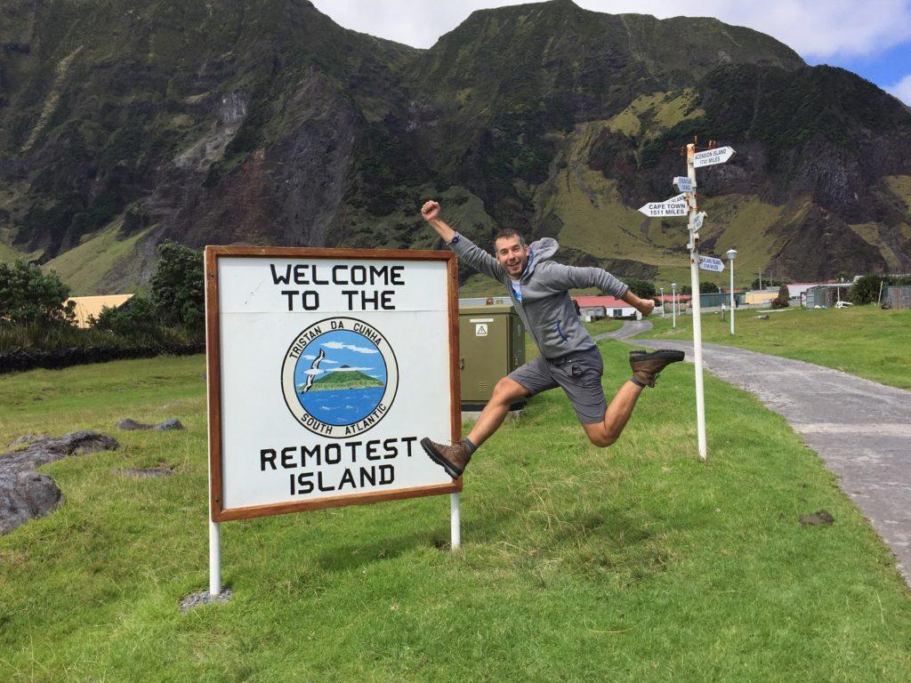 Tristan da Cunha - najizolovanejší ostrov sveta alebo ako sa tam dostať