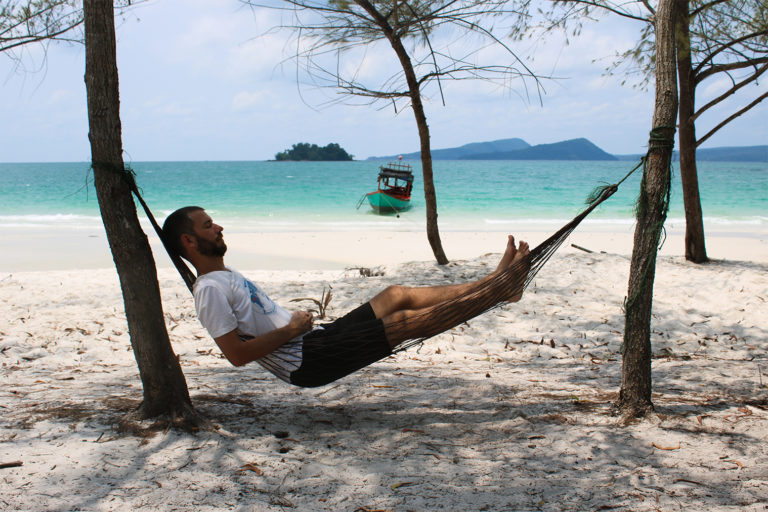 Najkrajšie pláže v Kambodži nájdeš na ostrove Koh Rong