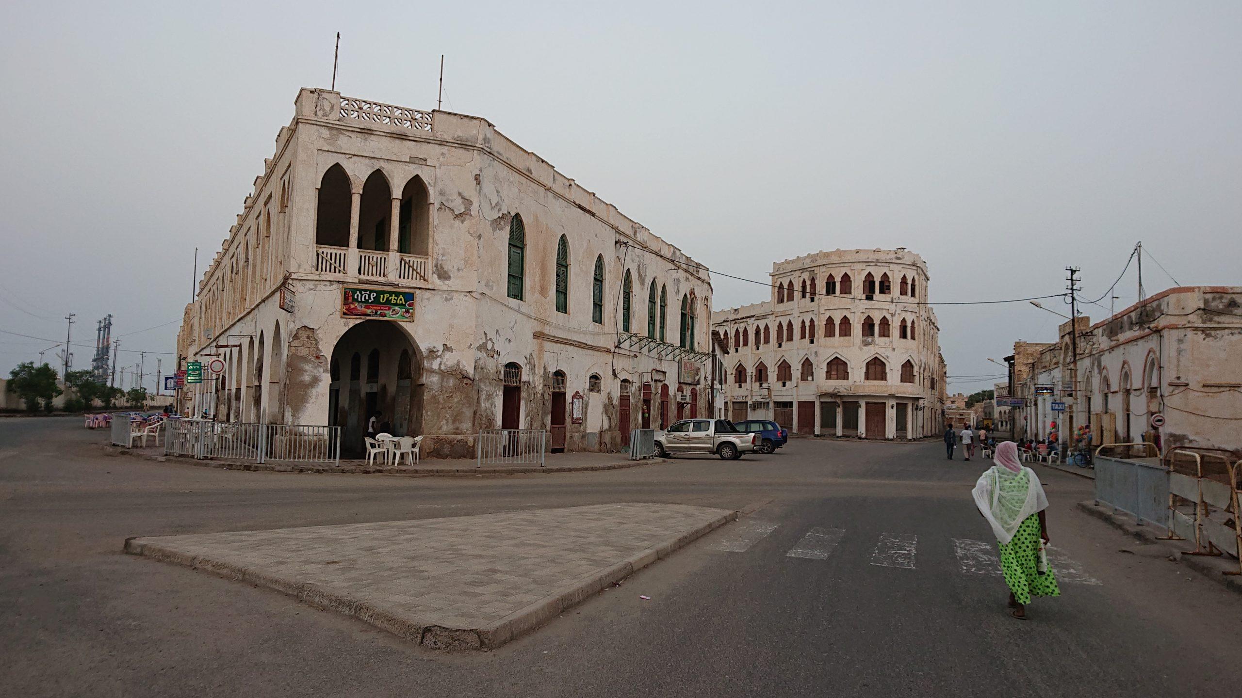 Eritrea – cestovateľské rady, tipy a itinerár