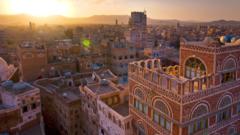 Hlavné mesto Sanaá patrí medzi najkrajšie hlavné mestá na svete