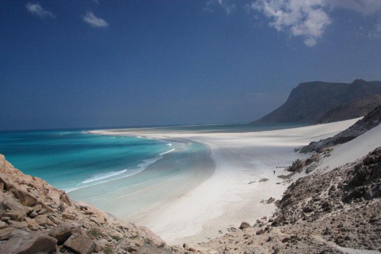 Ostrov Sokotra patrí medzi najkrajšie ostrovy sveta