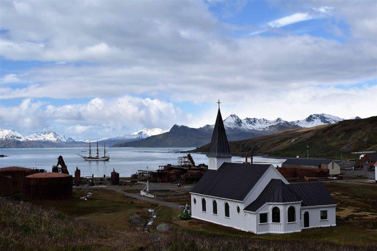 Hlavné mesto Grytviken