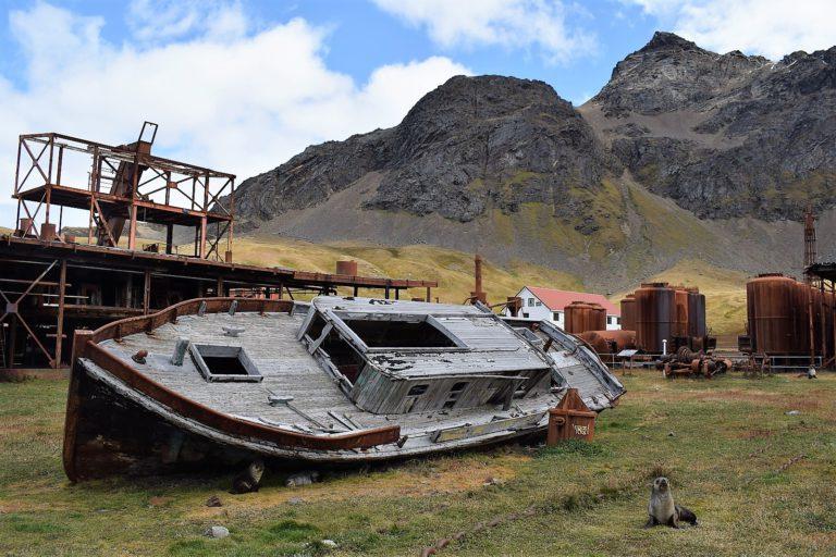 Bývalá veľrybárska stanica