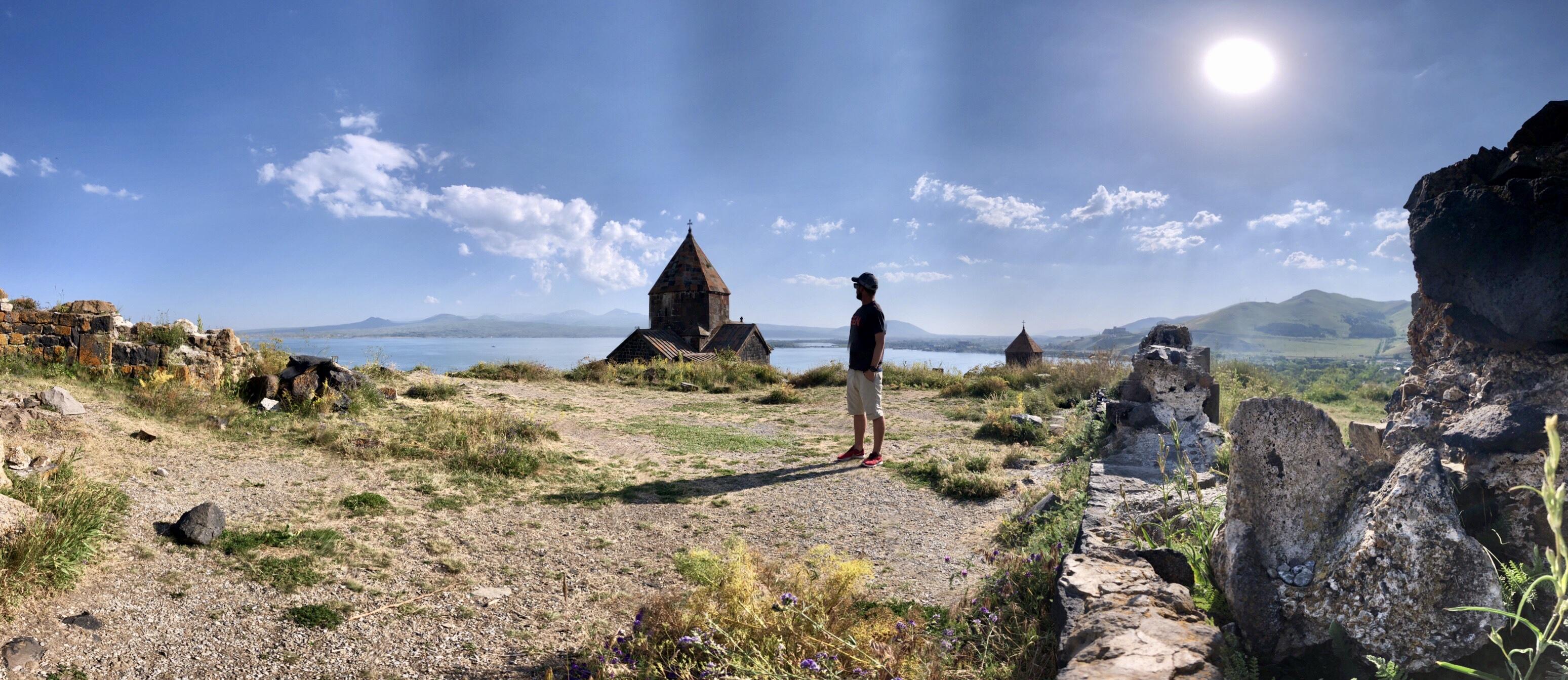 Kostoly v Arménsku