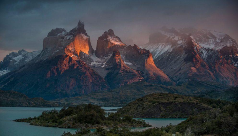 Torres del Paine, Čile