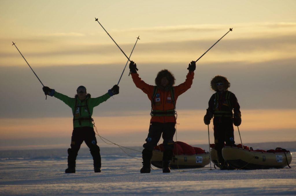 Expedícia Beringov Prieliv - Cesta prvých ľudí