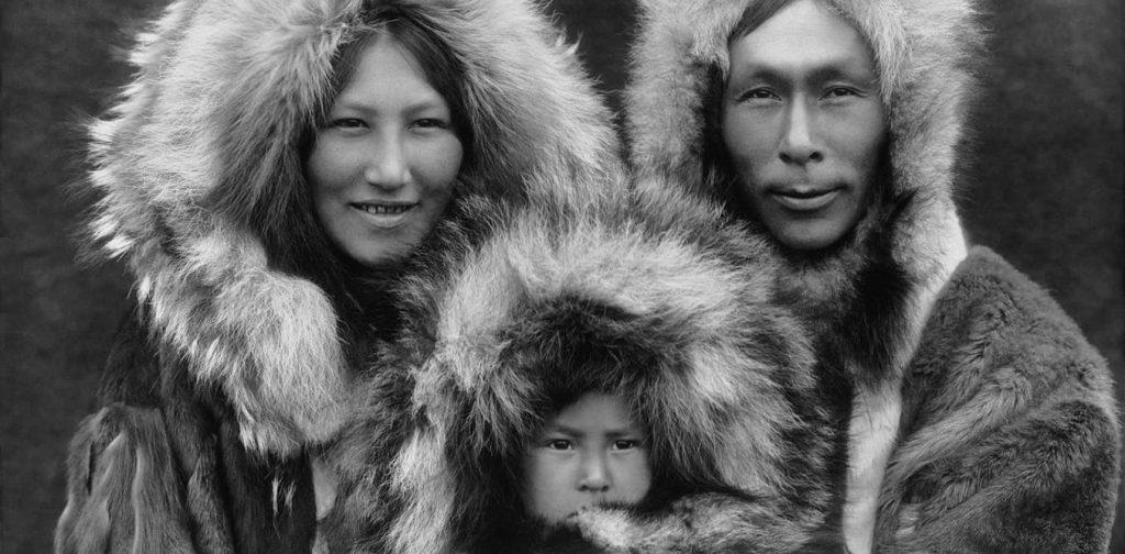 Prví obyvatelia amerického kontinentu