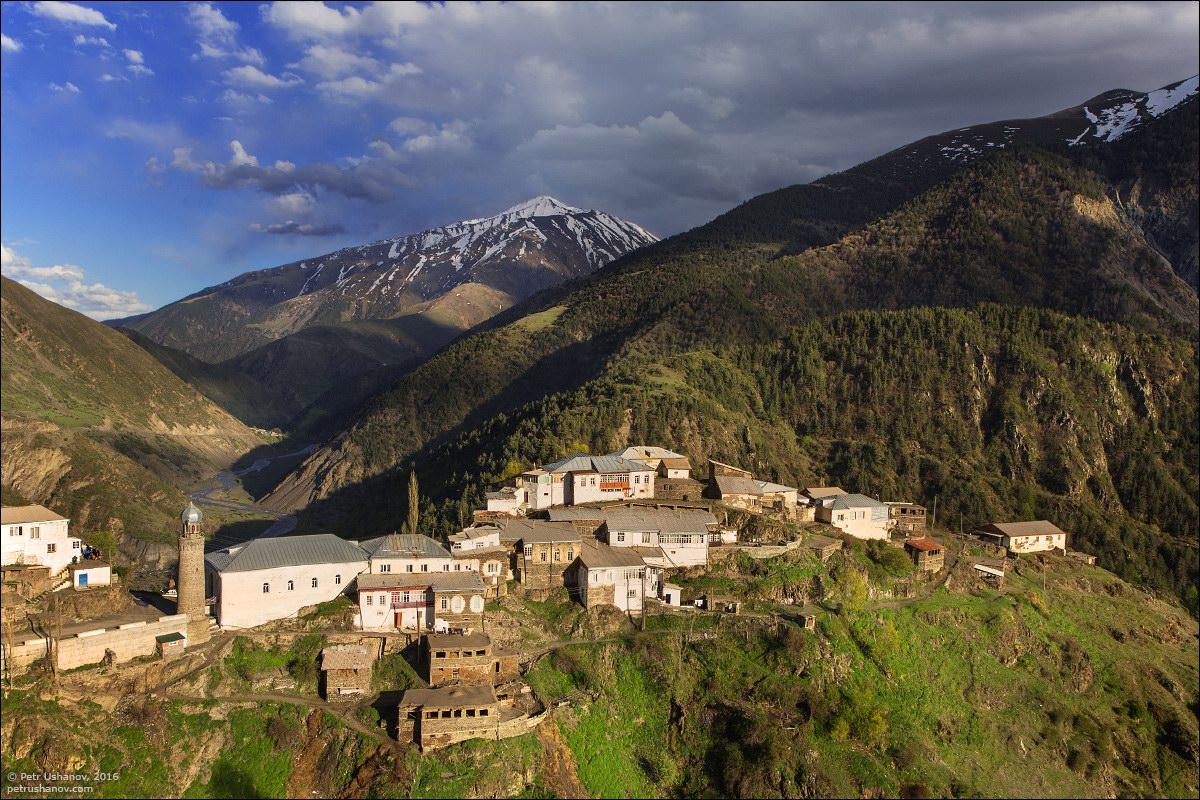 Cesta na severný Kaukaz