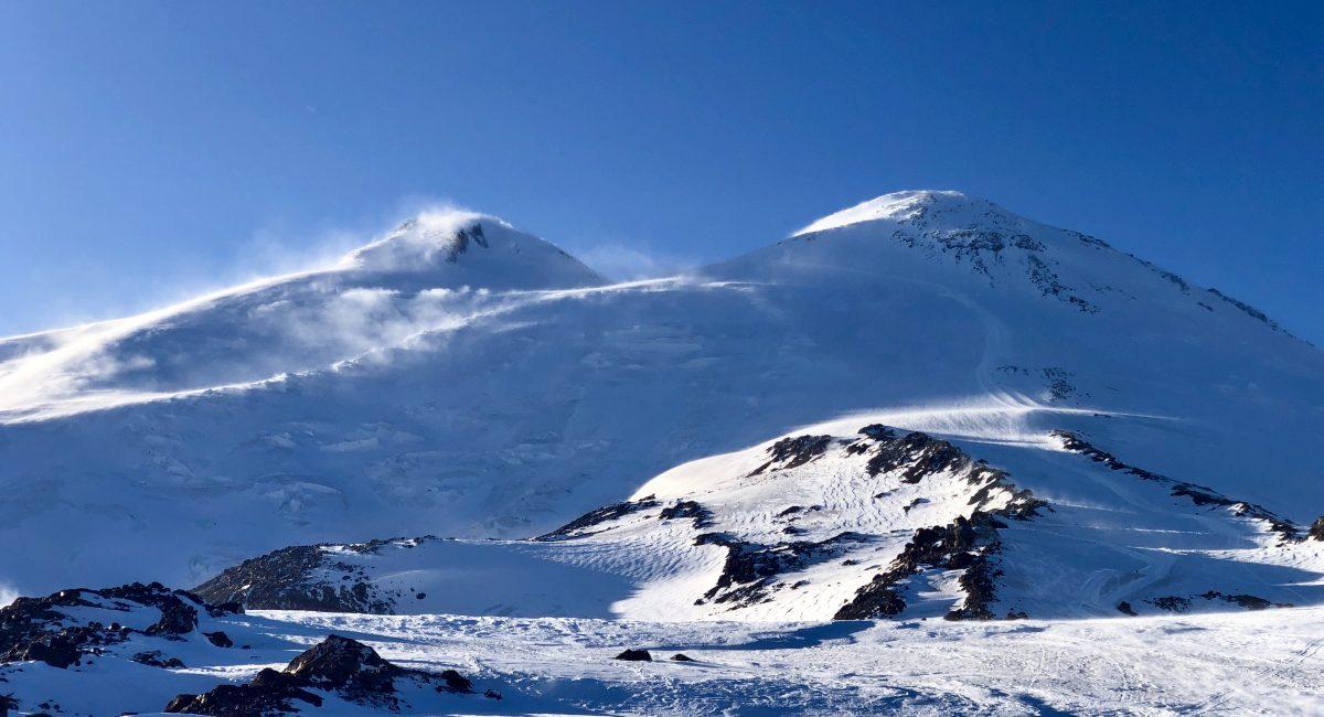 Elbrus - najvyšší vrch Európy