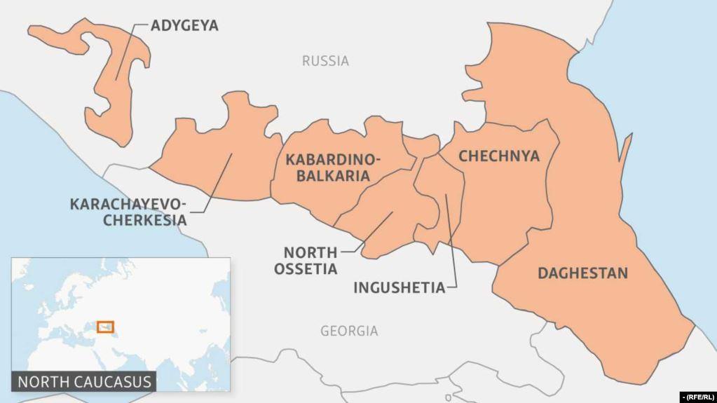 Severný Kaukaz alebo ako prejsť málo známy región Ruska
