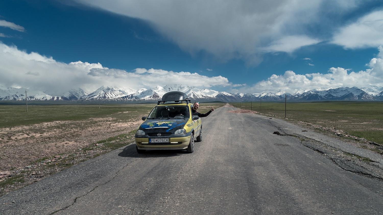 Rozhovor: Autom okolo sveta alebo čo všetko na to potrebuješ