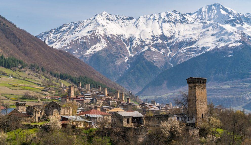 Gruzínsko – treky a poznávačka – itinerár na 10 dní
