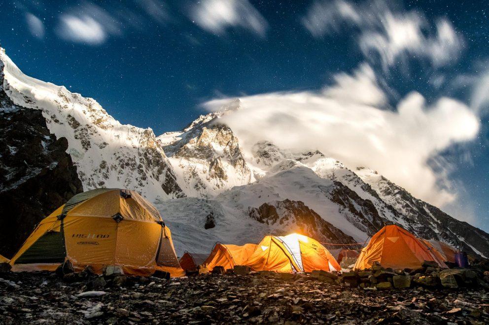 Klára Kolouchová - prvá češka na K2