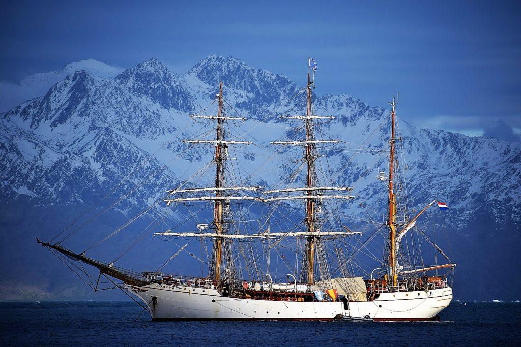 Antarktída - cestovateľské rady