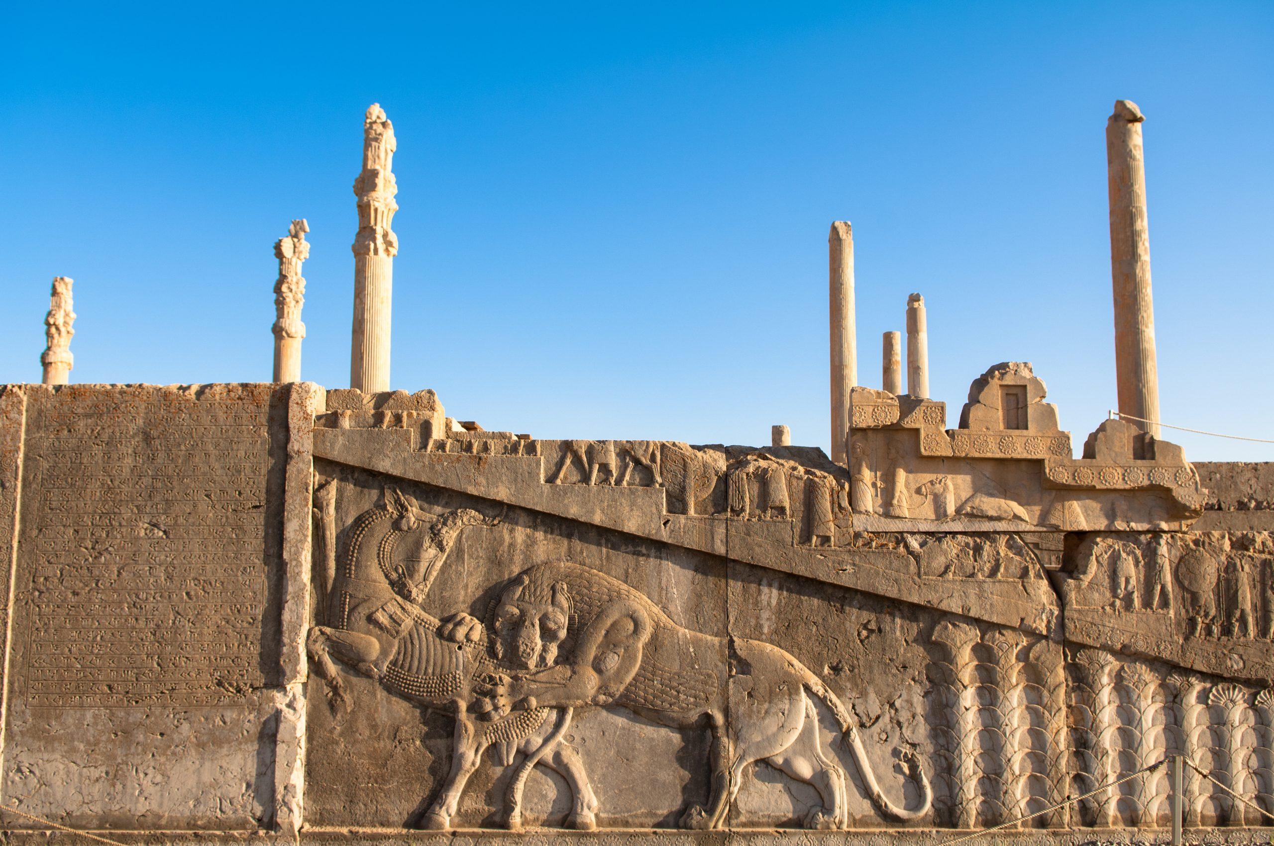 Persepolis, Irán