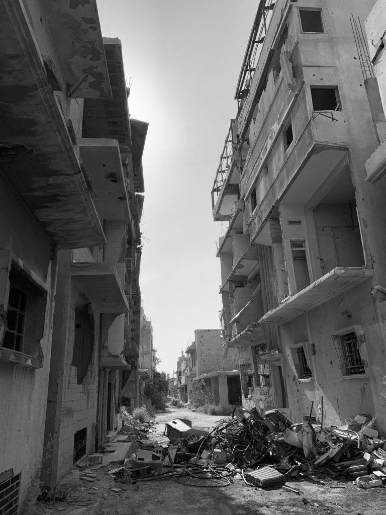 Sýrska antická Palmýra alebo ako to tam dnes vyzerá