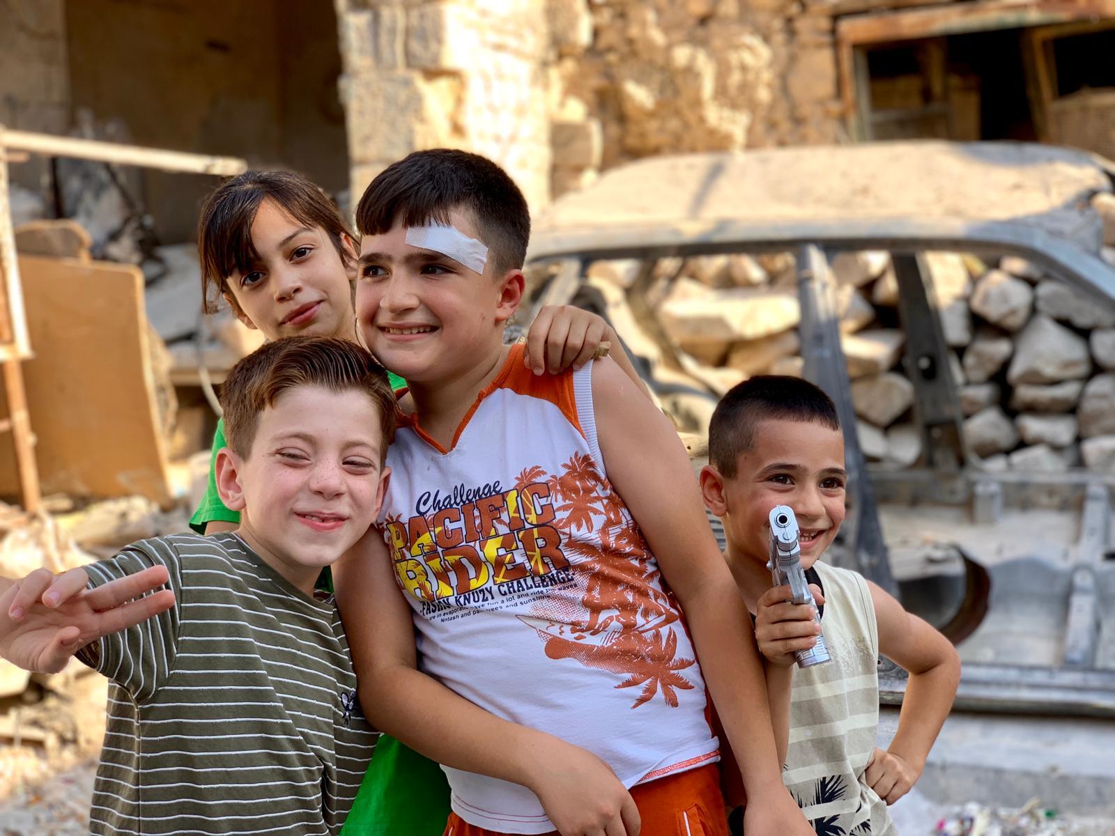 Z Damasku cez výbušnú hranicu do Bejrútu