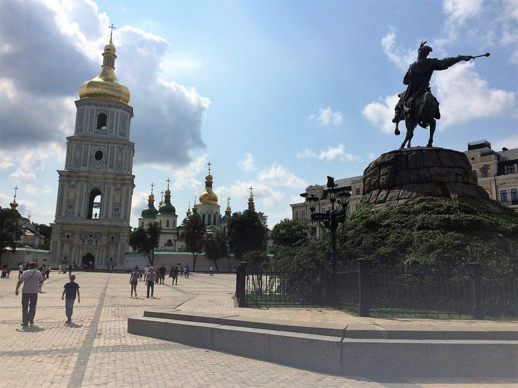 Ukrajina datovania Kyjev