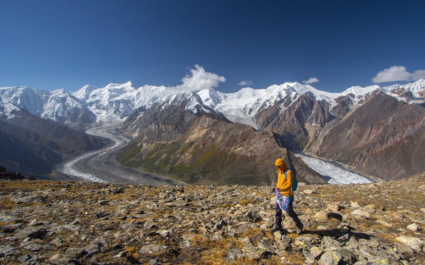 Pakistan - horská turistika medzi 7 tisícovkami