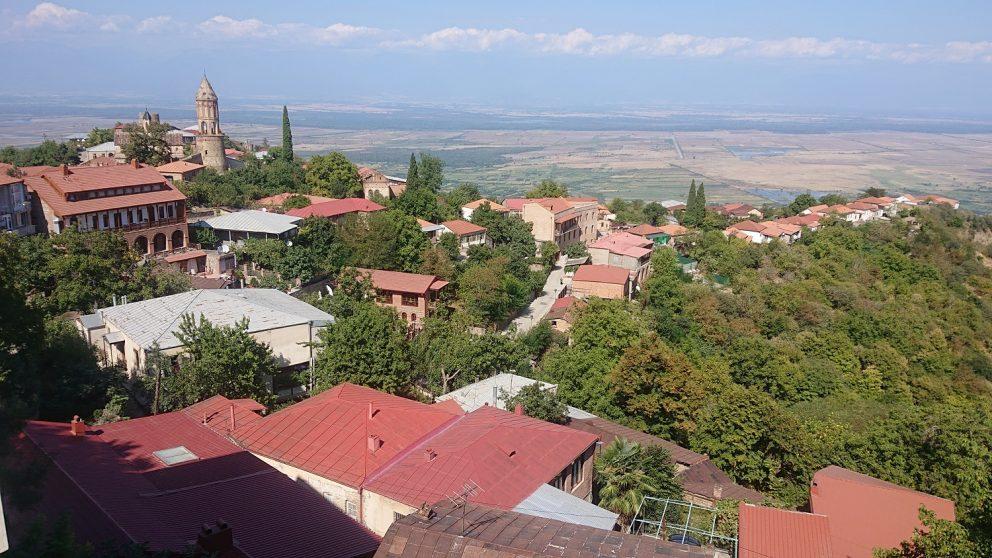 Kacheti alebo kde si dať najlepšie gruzínske víno