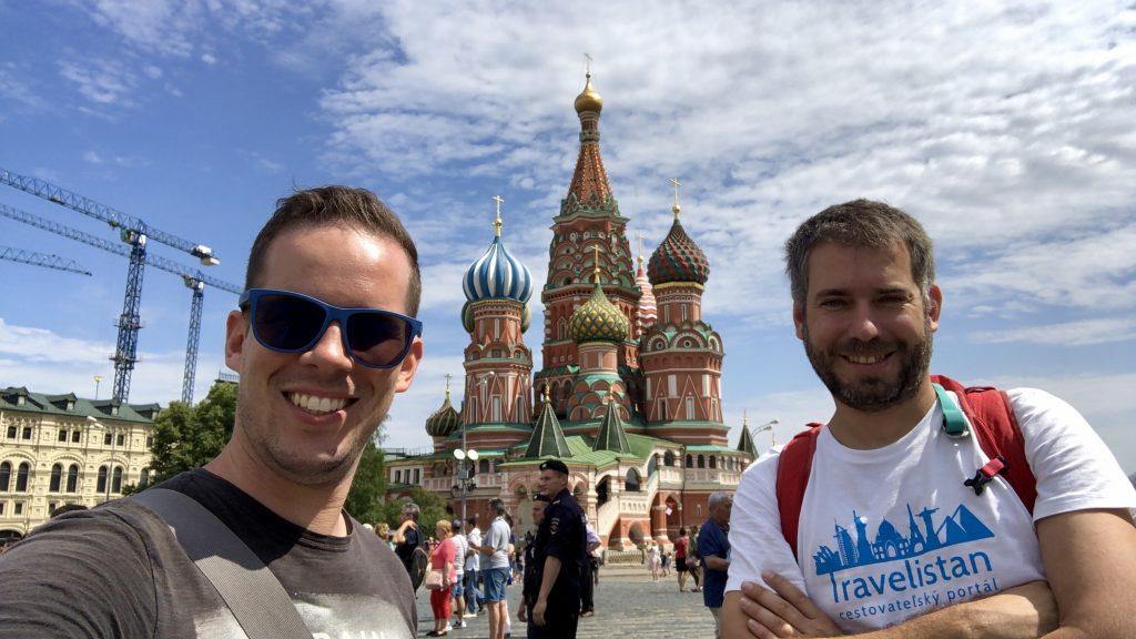 Top 10 Moskva - Chrám Vasiľa Blaženého