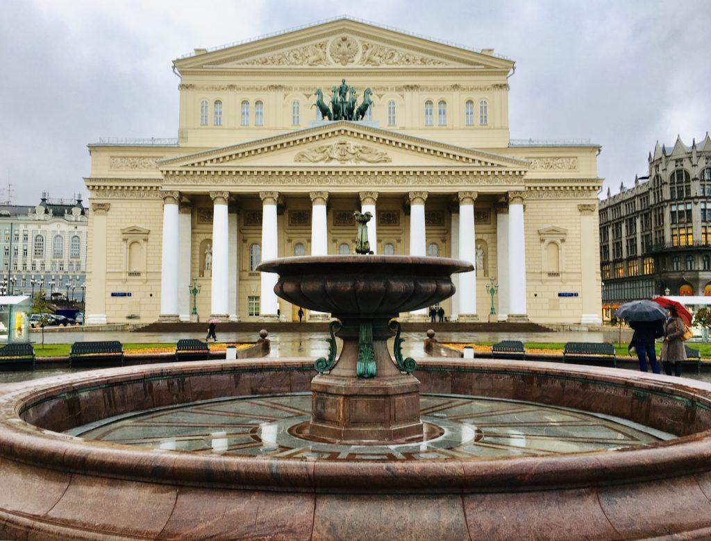 Top 10 Moskva - Boľšoj teátr