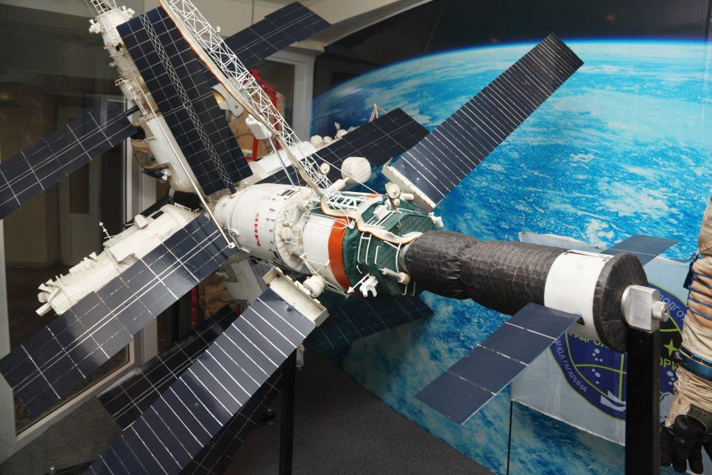 Top 10 Moskva - Múzeum kozmonautiky