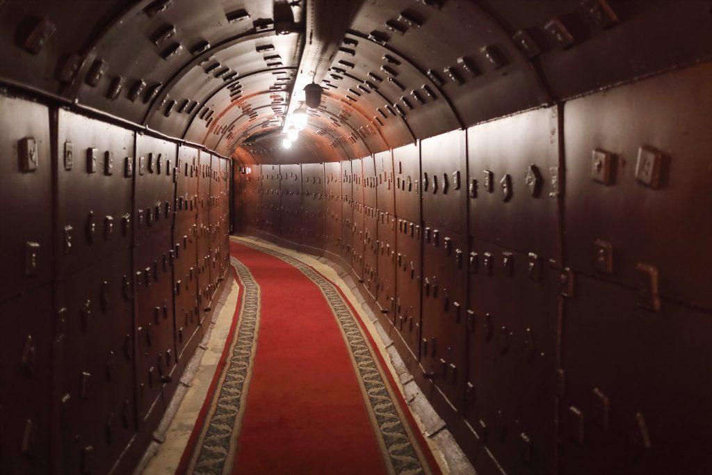 Top 10 Moskva - Stalinov bunker