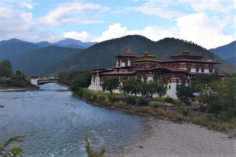 Bhután alebo ako sa tam dostať