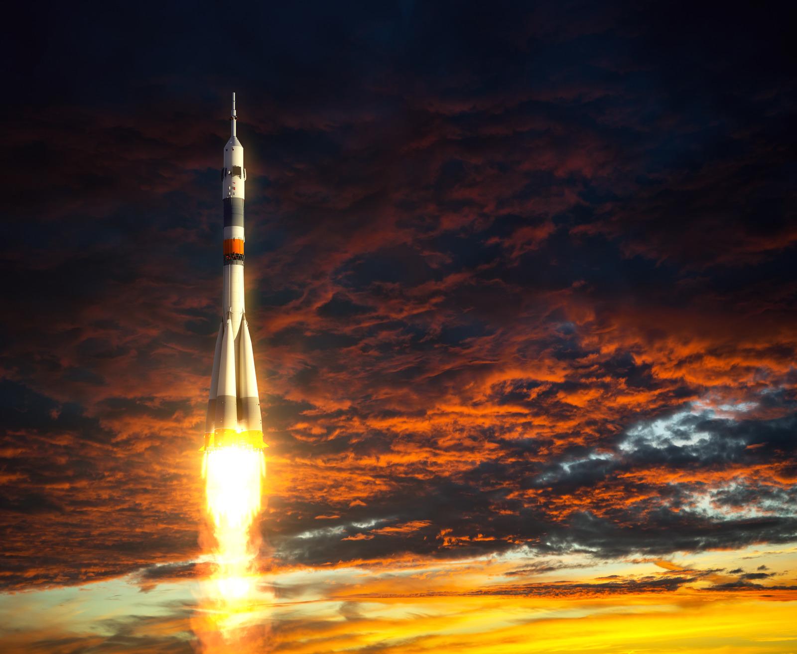 Bajkonur - štart rakety na vlastné oči