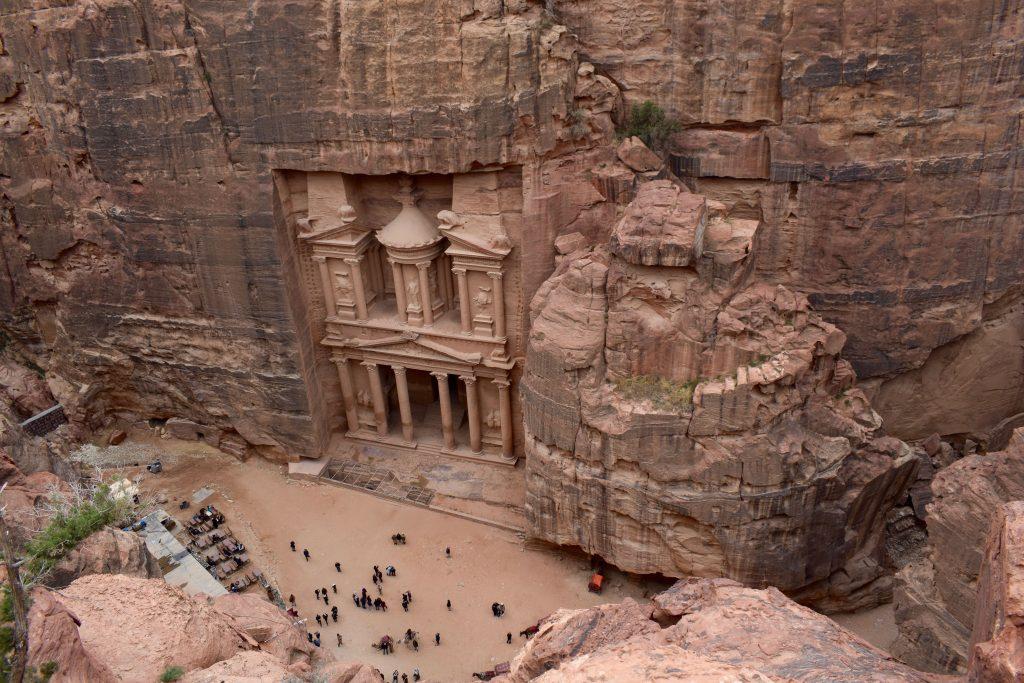 Jordánsko – cestovateľské rady, tipy aitinerár