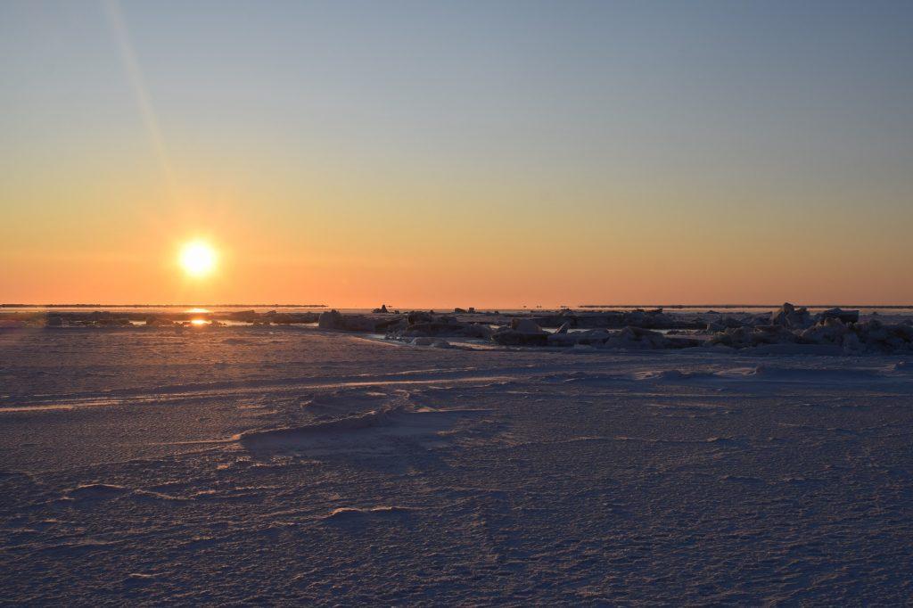 Beringova úžina alebo vaše najčastejšie otázky