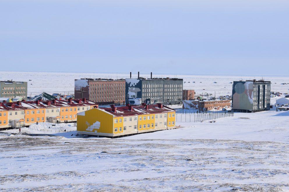 Čukotka - život na konci Ruska