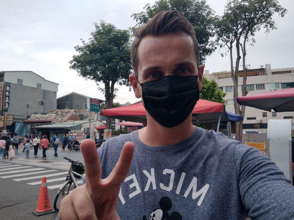 Rozhovor: Ako Taiwan zvláda boj s koronavírusom