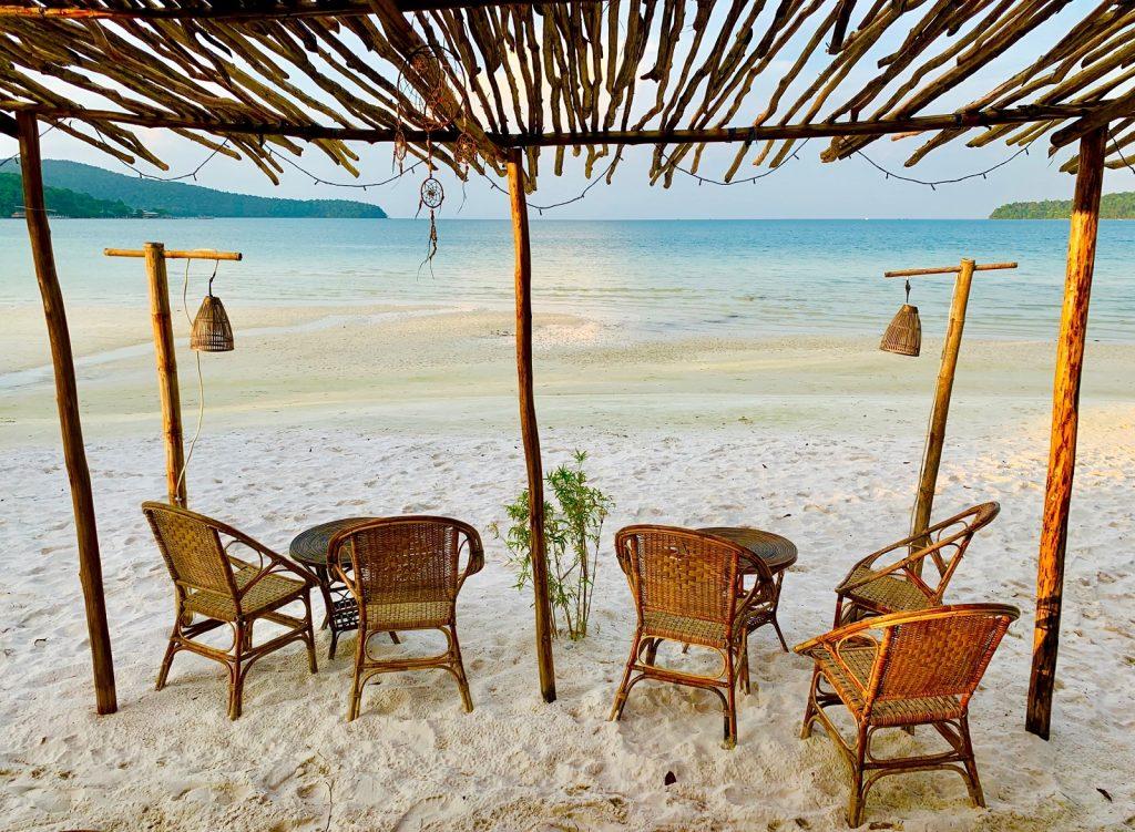 Koh Rong Sanloem - cestovateľské rady a tipy