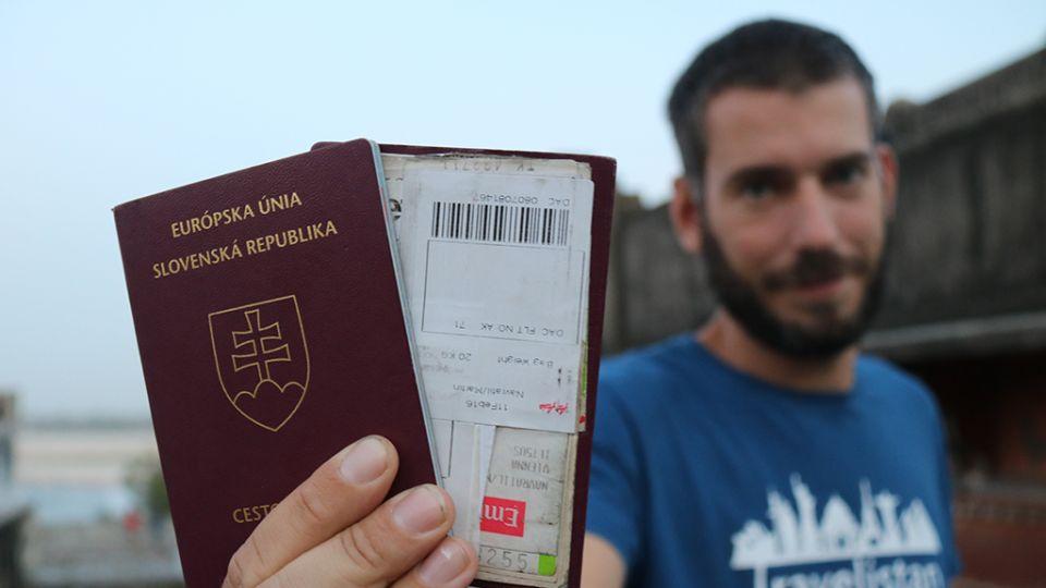 Vybavovanie víz alebo ako sme ich získavali v 90. rokoch