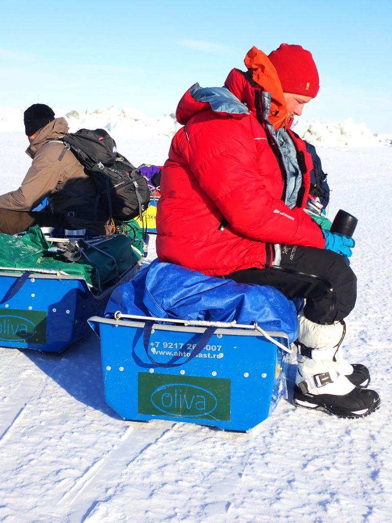 Ako sa obliecť na arktickú expedíciu