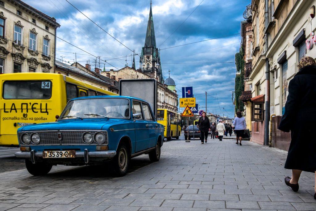 Ukrajina nepotrebuje reklamu boľavej minulosti