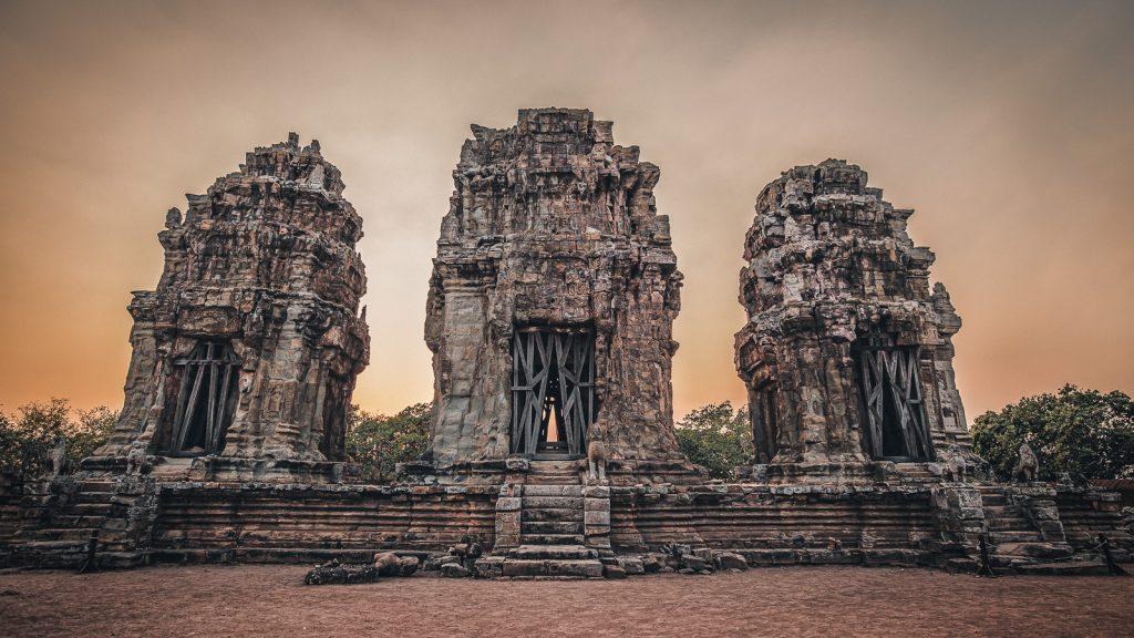 Kambodža nežije len pre turistov