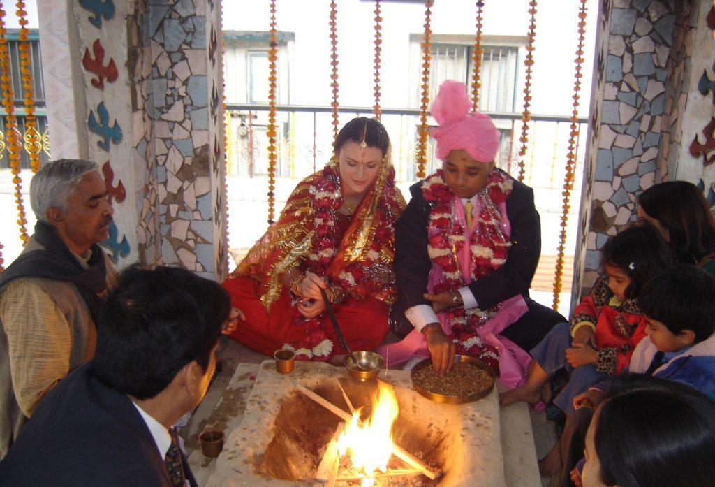 Moja indická svadba alebo nekonečné behanie po úradoch