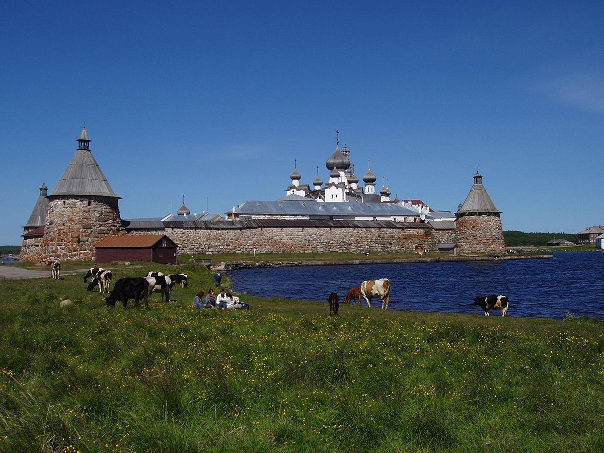 Solovecké ostrovy sú miestom prvého gulagu
