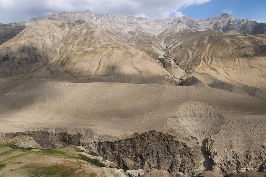 Wakhanský koridor - bezpečný kút Afganistanu a Tadžikistanu