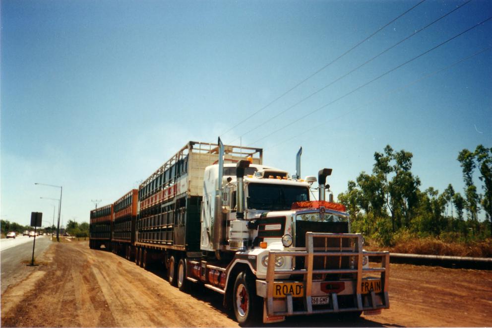 Legendárnym kamiónom cez Austráliu