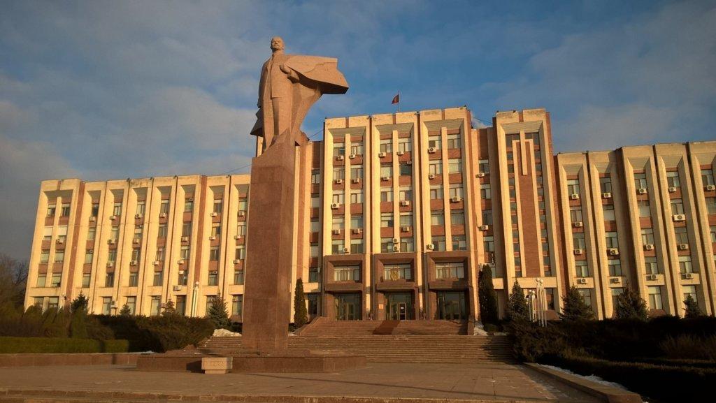 Podnestersko - cesta do poslednej komunistickej krajiny v Európe