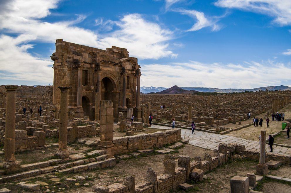 Alžírsko – od rímskych stavieb po Saharu