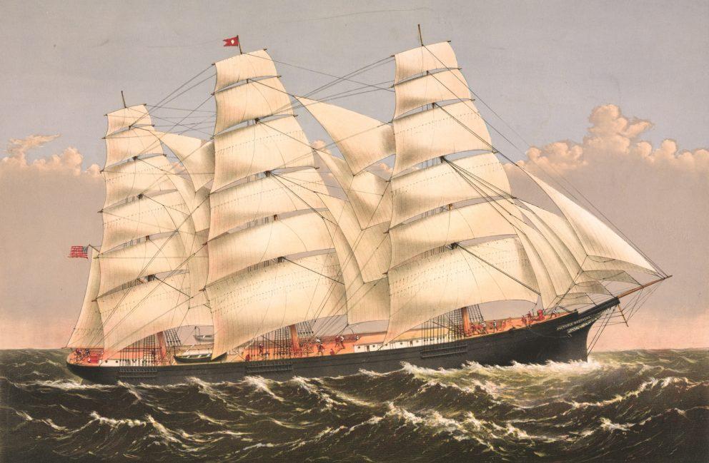 Zámorská plavby Európanov a nové obchodné cesty