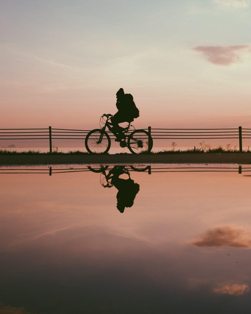 Bicyklom okolo Neziderského jazera