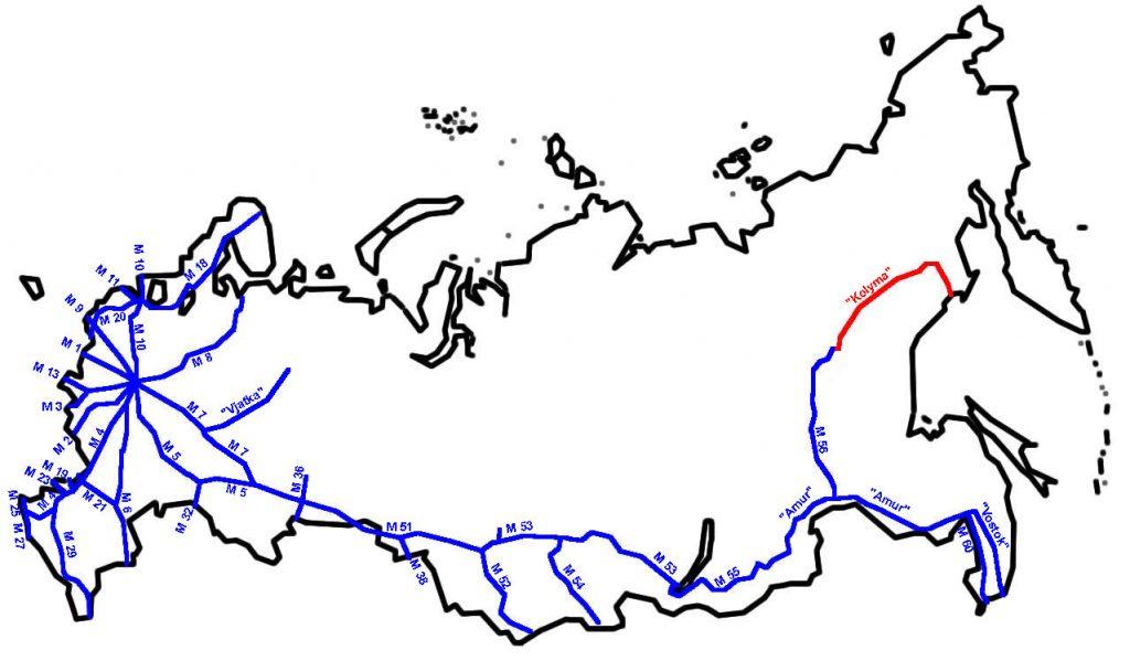 Päť najtemnejších miest bývalého ZSSR