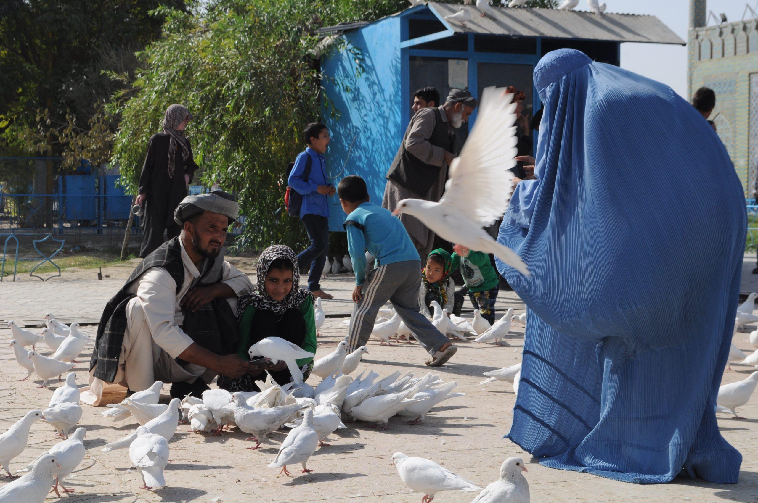Afganistan alebo ako bezpečne cestovať po vojnovej krajine