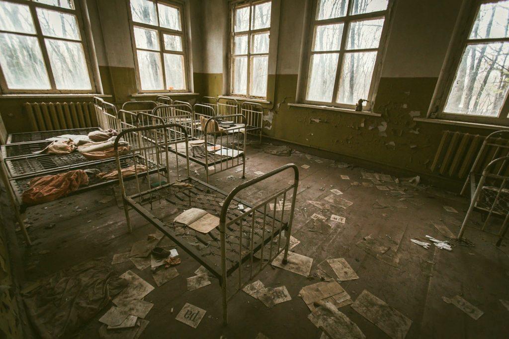 Černobyľ - cesta v čase